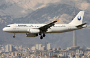 Iran Aseman Recently bought 3 of Zagros Air Airbus A320s . Still With ...