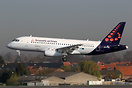 First Sukhoi Superjet in full colors for Brussels Airlines