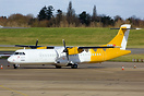 Ex- G-BWDB of Aurigny Air Services now serving as a cargo aircraft for...