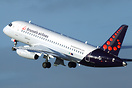 Operated by CityJet, EI-FWD is the first Sukhoi SuperJet 100 in full B...