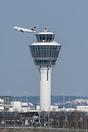 Munich Airport ATC Tower