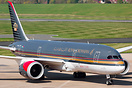 JY-BAB is the last of Royal Jordanian's Boeing 787-8s to visit Monarch...