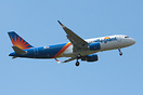 First brand new Airbus A320 for Allegiant Air and  in a new revised li...