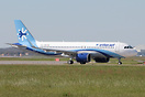 First A320 Neo for InterJet