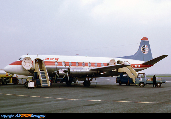 Vickers 702 Viscount