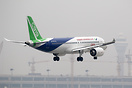 Comac C919 first flight.