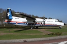 Gateguard of Eindhoven airbase. Marked as C-8 but it's the former C-12...