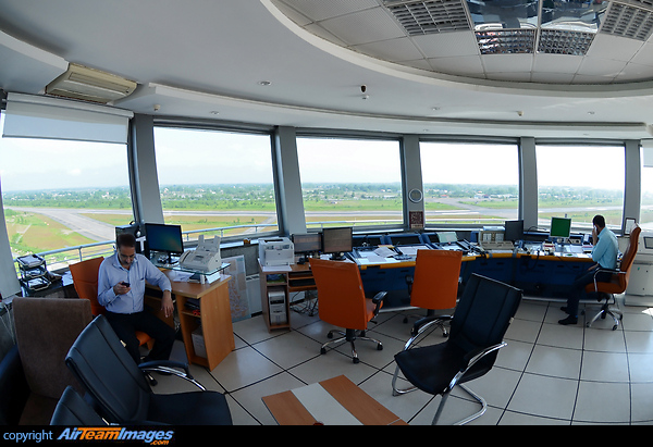 Rasht Airport ATC Tower