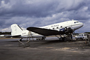 Sixth DC-3 off the production line.