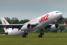 Jet2 have leased this A330 from Air Tanker for the summer season; it w...