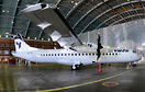 First four brand new ATR 72's of Iran Air arrived this morning all tog...