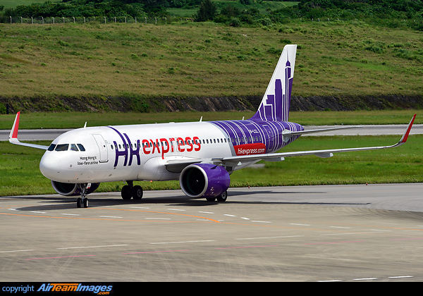 Airbus A320-271N (B-LCL) Aircraft Pictures & Photos - AirTeamImages.com