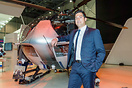 Frederic Lemos, head of Airbus Helicopters private and business aviati...