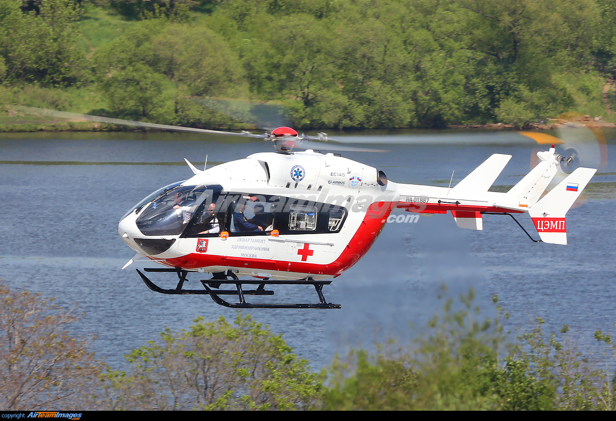 Elicottero H145 : Airbus helicopters h large preview airteamimages