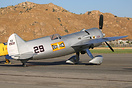 A full scale flying replica of the original RT-14 Meteor designed by R...
