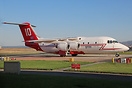 Tanker no.10 - a BAE 146 converted to fire fighting duties