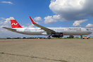 Second A321 for Nordwind in the new color scheme