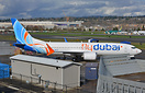 FlyDubai's first 737-8 MAX getting ready for final flight testing