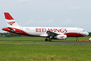 Red Wings will shortly take delivery of a first A320. VP-BWY has been ...
