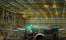 In the final assembly phase of its production at the 777 massive assem...