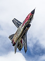 Special livery for 60 years of 311 Wings on display at RAF Cosford's A...