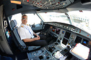 Iran Air A330-200 chief pilot