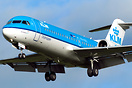 KLM will bid farewell to its last Fokker 70 on 29th October 2017 after...