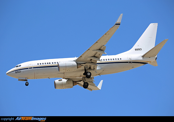 Boeing C 40a Clipper 6693 Aircraft Pictures Amp Photos