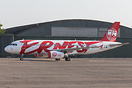 First Airbus A320 for Ernest