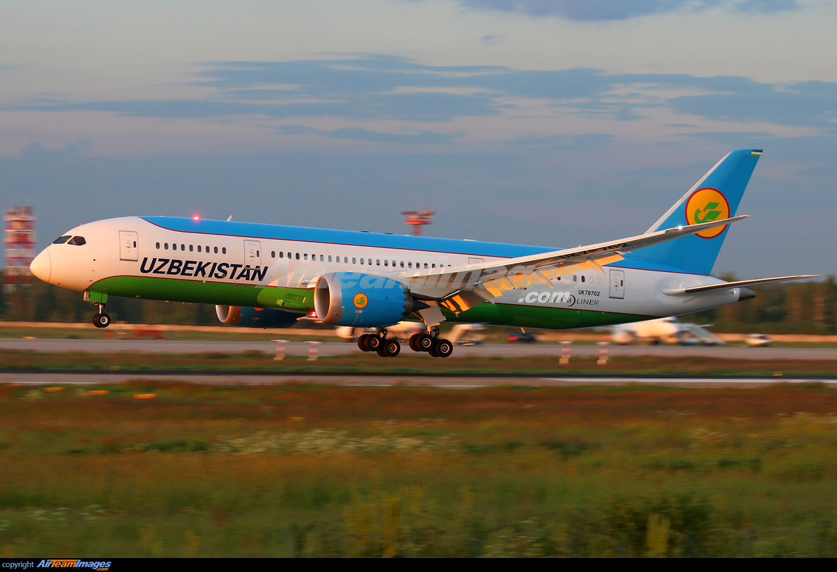 Boeing 787 8 Dreamliner Large Preview Airteamimages Com