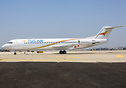 First Fokker 100 for Tus Airways
