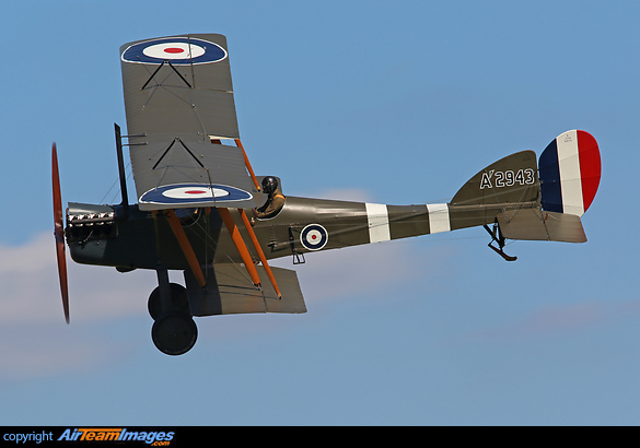 Royal Aircraft Factory BE-2E