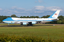 Air Force One leaving G20 summit...