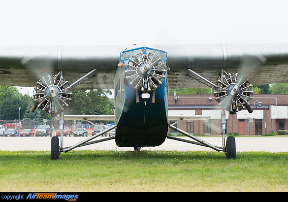 Ford Trimotor N8407 Aircraft Pictures Photos