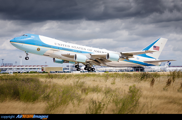 Boeing VC-25A