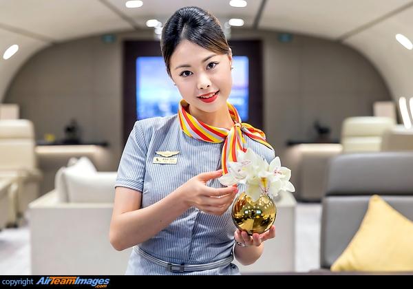 Deer Jet Flight Attendant