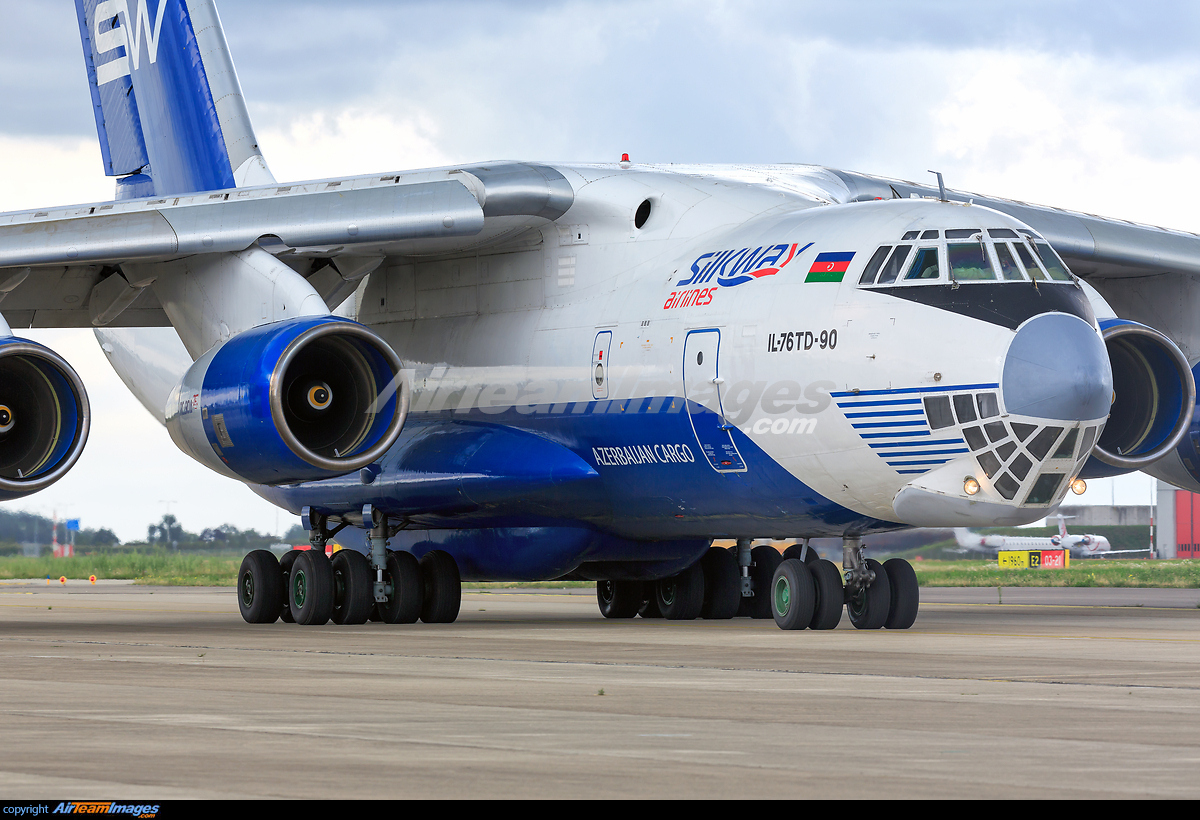 Ilyushin Il-76TD-90SW - Large Preview - AirTeamImages.com