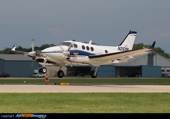 Beechcraft King Air C90A