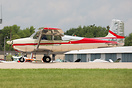 This is the first Cessna 172 to be built