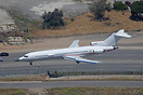 Boeing 727-200 N289MT based at Los Angeles and used by Raytheon as a t...