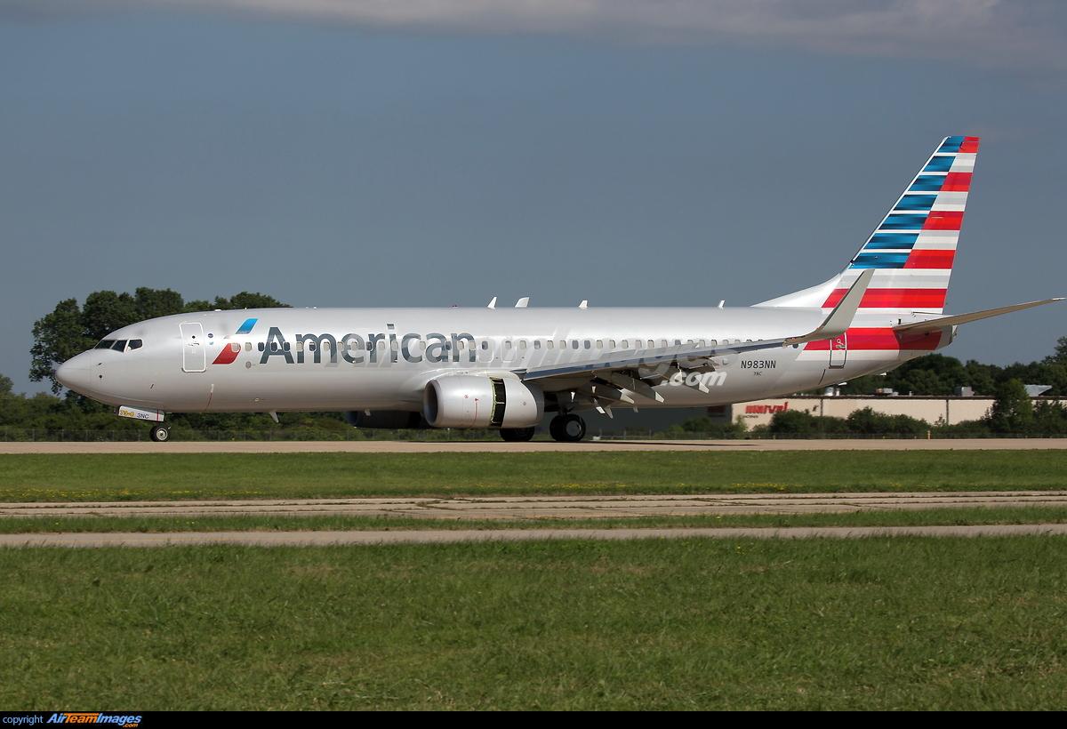 Nn N 2017 N >> Boeing 737-823 - Large Preview - AirTeamImages.com
