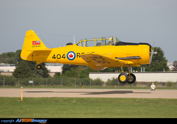 North American Harvard Mk IV
