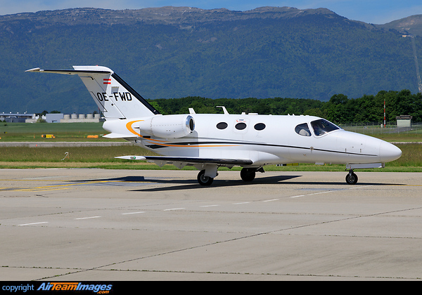 Cessna Citation Mustang