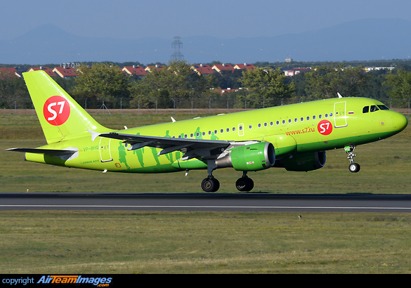 Airbus A319-114