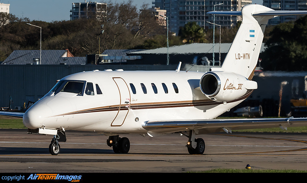 Cessna 650 Citation VII