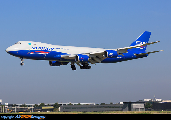Boeing 747-83QF/SCD