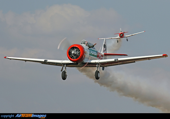 North American T-6C Texan