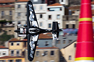 Red Bull Air Race 2017 in Porto / Gaia. Qualifying. 2nd place at the e...