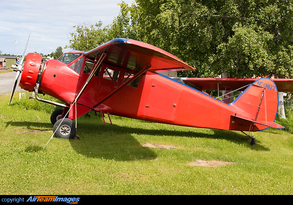Stinson SM-2 Junior SR