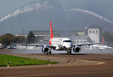 The first flight to Ukraine of the new Azerbaijanian operator Buta Air...